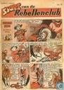 Strips - Sjors van de Rebellenclub (tijdschrift) - 1957 nummer  15