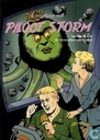 Comic Books - Piloot Storm - Veteraan in actie + De wormzoekers van Naugan