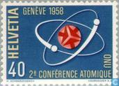 Postage Stamps - Switzerland [CHE] - Atomic Conference