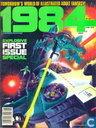 Comic Books - 1984 (tijdschrift) (Engels) - 1984 #1