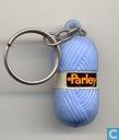 Parley breiwol [lichtblauw]