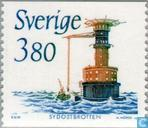 Postage Stamps - Sweden [SWE] - Lighthouses