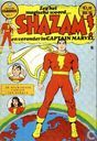 Comic Books - Captain Marvel [DC] - billy en tatoen de tovenaar