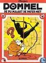 Comic Books - Dommel - De pij maakt de pater niet