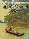 Comic Books - Tintin - Het gebroken oor