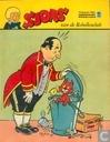 Strips - Sjors van de Rebellenclub (tijdschrift) - 1963 nummer  2