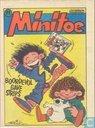 Strips - Minitoe  (tijdschrift) - 1987 nummer  11