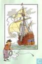 "Comics - Kuifjesbon producten - Chromo's ""Zeevaart I"" 30"