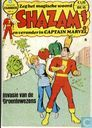 Bandes dessinées - Captain Marvel Jr. - Invasie van de groentewezens