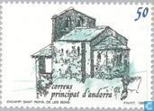 Postage Stamps - Andorra - Spanish - Tourism