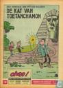 Strips - Ohee (tijdschrift) - De Kat van Toetanchamon