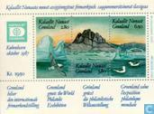 Postage Stamps - Greenland - HAFNIA ' 87