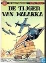 Comics - Buck Danny - De Tijger van Malakka