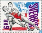 Postage Stamps - Sweden [SWE] - World Championships