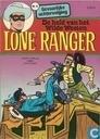 Strips - Lone Ranger - Gevaarlijke achtervolging