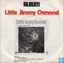Disques vinyl et CD - Osmond, Little Jimmy - Long haired lover from Liverpool