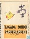 Comics - Flagada - Flagada zonder papperlappen!