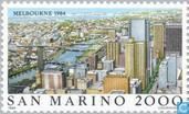 Postage Stamps - San Marino - Famous world
