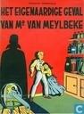 Comic Books - Renaat en Christiane - Het eigenaardige geval van Mr. van Meylbeke