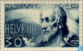 Postzegels - Zwitserland [CHE] - Schilderijen