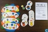Board games - Lotto (plaatjes) - Nijntjes Kleurendraaimolen
