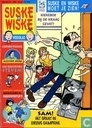 Bandes dessinées - Basta! - Suske en Wiske weekblad 23