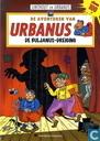 Comics - Urbanus [Linthout] - De Buljanus-dreiging