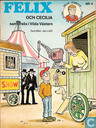 Comic Books - Kareltje [Lööf] - Felix och Cecilia