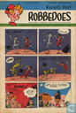 Bandes dessinées - Robbedoes (tijdschrift) - Robbedoes 656