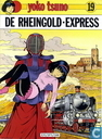 Comic Books - Yoko, Vic & Paul - De Rheingold-Express