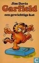 Strips - Garfield - Een gewichtige kat