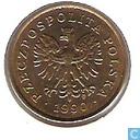 Pologne 5 groszy 1990