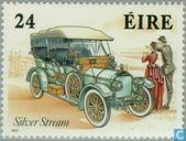Postage Stamps - Ireland - Cars