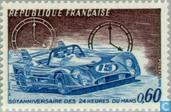 Postage Stamps - France [FRA] - Le Mans Race