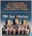 Postage Stamps - San Marino - Cultural heritage