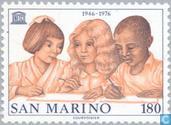 Postage Stamps - San Marino - UNESCO