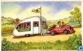 Ansichtkaarten - Lochem - Groeten uit Lochem