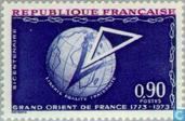 Postage Stamps - France [FRA] - Grand Orient de France