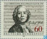 Postage Stamps - Germany, Federal Republic [DEU] - Christoph Willibald Gluck