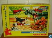 Puzzles - Des animaux - puzzele kids