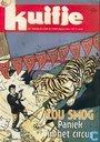 Comics - Lou Smog - paniek in het circus