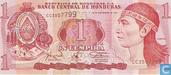 Honduras 1 Lempira