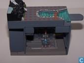 Thunderbird 1 lauch bay
