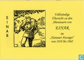 """Comics - Einar - Vollstandige Ubersicht zu den Einar im """"Hanauer Anzeiger"""" 1958-1965"""