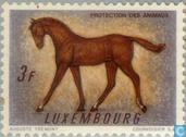 Postage Stamps - Luxembourg - Animal protection