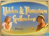 Board games - Game of the Goose - Helden en Prinsessen Spellendoos