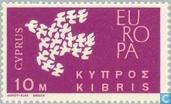 Postage Stamps - Cyprus [CYP] - Europe – Flying Pigeons