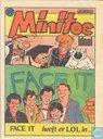 Strips - Minitoe  (tijdschrift) - 1987 nummer  21