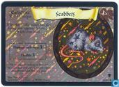 Trading cards - Harry Potter 2) Quidditch Cup - Scabbers