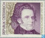 Timbres-poste - Autriche [AUT] - Schubert, Franz 200 années